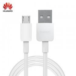 Huawei microUSB cable C02450768A - оригинален microUSB кабел за Huawei мобилни устройства (бял) (100 cm)