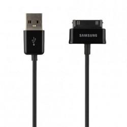 Samsung ECB-DP4ABE USB Data Cable - синхронизиращ и зареждащ кабел за Samsung таблети (черен)