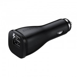 Зарядно за кола Samsung Fast Car Charger (2A) (EP-LN915U) (черно)