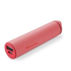 Външна батерия Smarty 2200 mAh (розова)