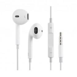 Apple Earpods - оригинални слушалки с управление на звука и микрофон за iPhone, iPod и iPad