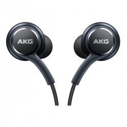 Samsung Earphones Tuned by AKG EO-IG955 - слушалки с микрофон и управление на звука за Samsung S8, S8 Plus, S9, S9 Plus, Note 8, Note 9 (черни)