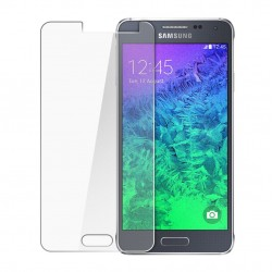 Стъклен протектор за Samsung Galaxy Alpha (Premium Tempered Glass 9H)
